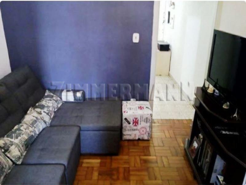 Apartamento - Alameda Ribeiro da Silva - Santa Cecilia - São Paulo - 100077