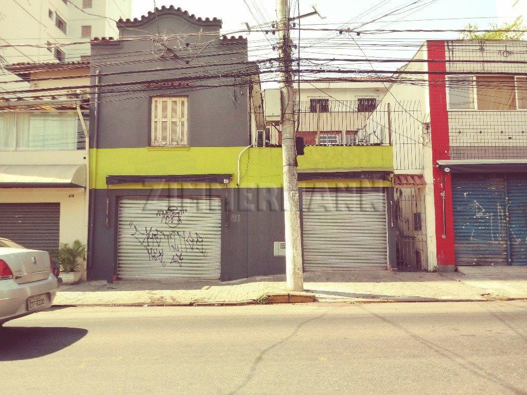 Casa Comercial - Rua Apinajes - Perdizes - São Paulo - 100159