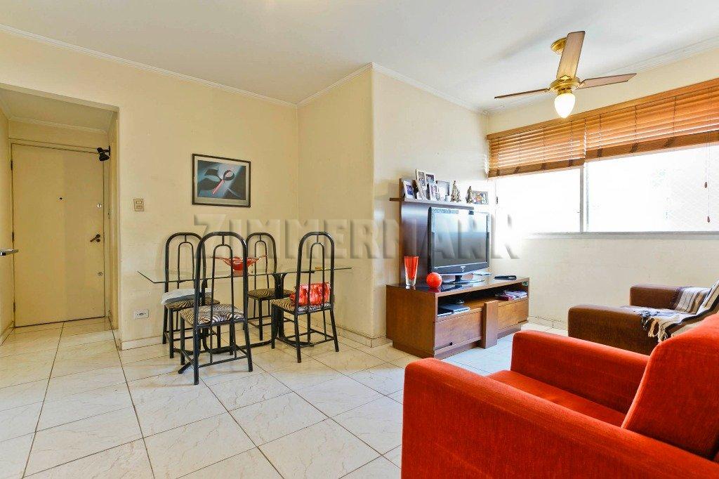 Apartamento - Rua Doutor Paulo Vieira - Sumare - Sao Paulo - 100160