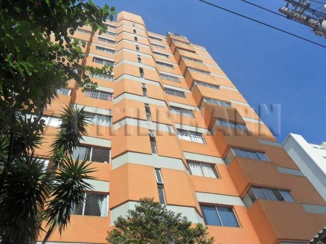 Apartamento - Alameda Eduardo Prado - Santa Cecilia - São Paulo - 100415