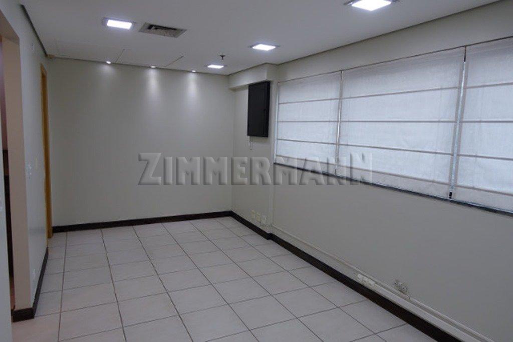 Conjunto Comercial - Avenida Professor Alfonso Bovero - Perdizes - São Paulo - 100446