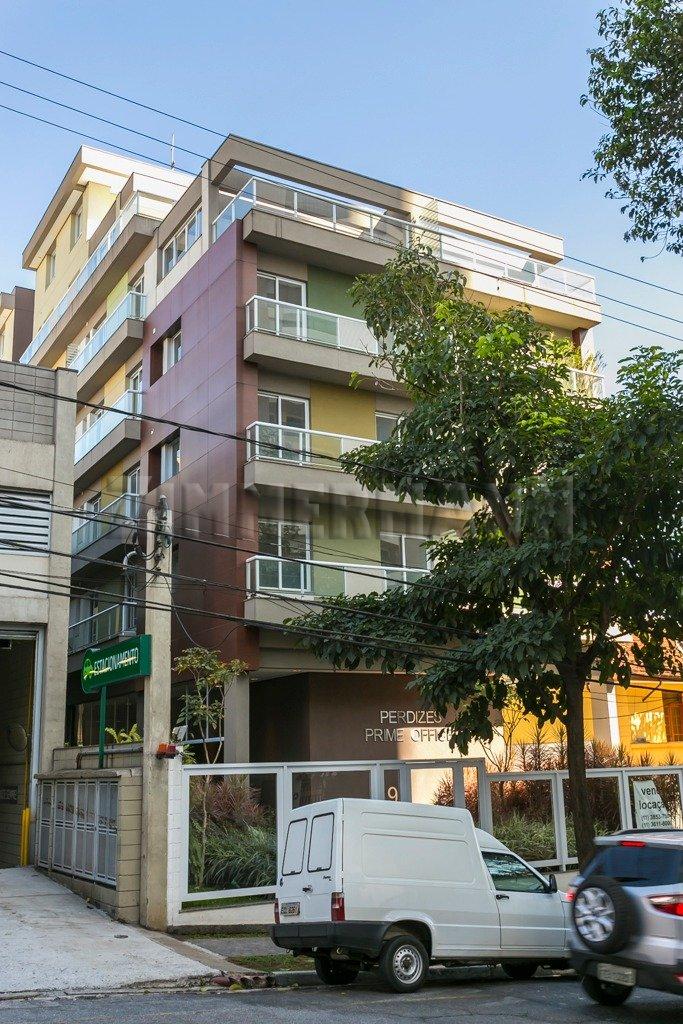 Conjunto Comercial - Rua Cotoxo - Perdizes - São Paulo - 100504