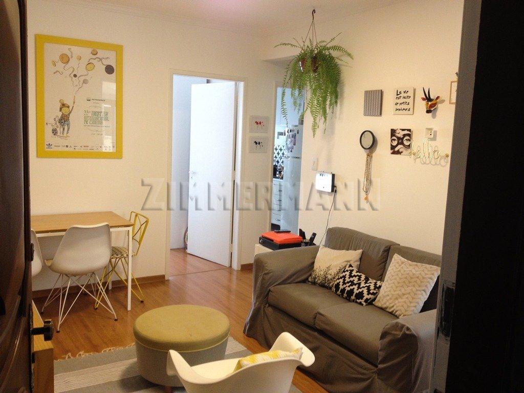 Apartamento - Rua Conego Eugenio Leite - Pinheiros - São Paulo - 100534