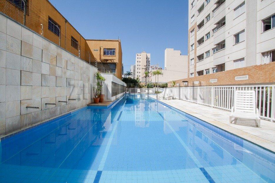 Apartamento - Rua Adolfo Gordo - Santa Cecilia - São Paulo - 100727