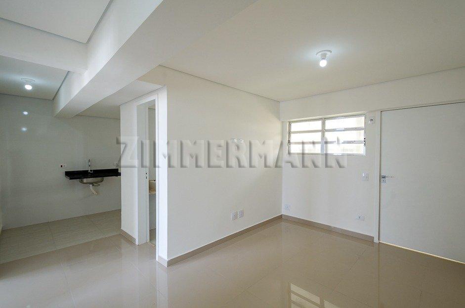 Apartamento - Rua Heitor Penteado - Vila Madalena - Sao Paulo - 100854