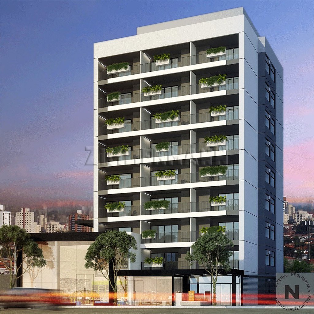 Kitnet - Rua das Palmeiras - Higienopolis - São Paulo - 100982