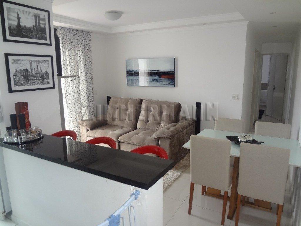 Apartamento - Rua Emilio Goeldi - Agua Branca - São Paulo - 101049