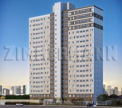 Apartamento - Avenida Marquês de São Vicente - Barra Funda - São Paulo - 101963