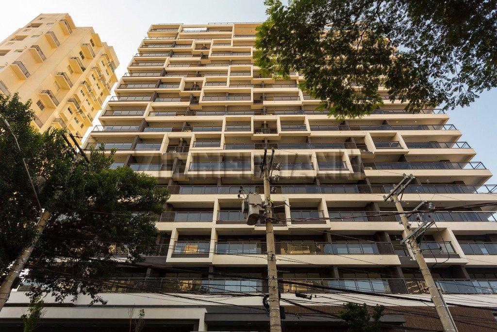 Kitnet - Rua Paulistânia - Vila Madalena - São Paulo - 102054