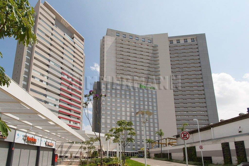 Conjunto Comercial - Avenida Marques de Sao Vicente - Barra Funda - São Paulo - 102577