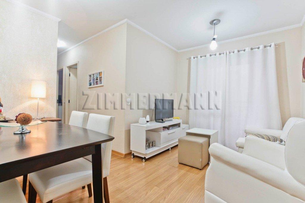 Apartamento - Rua Tonelero - Alto da Lapa - São Paulo - 102894