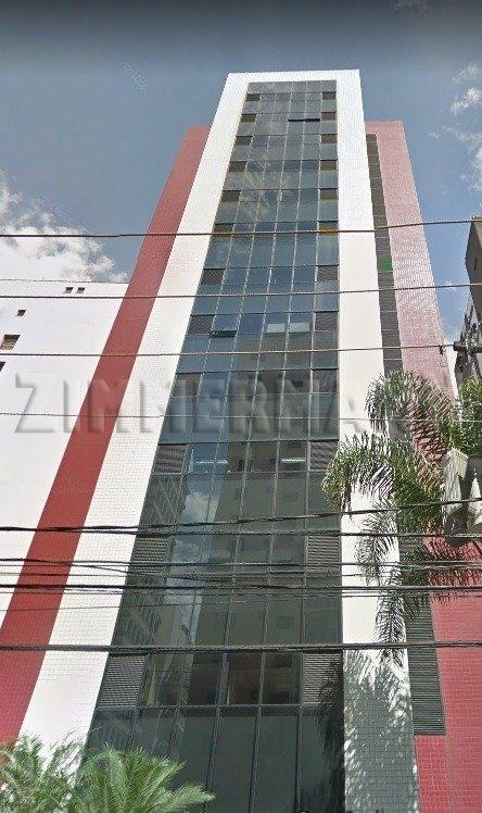 Conjunto Comercial - Rua Monte Alegre - Perdizes - São Paulo - 102920