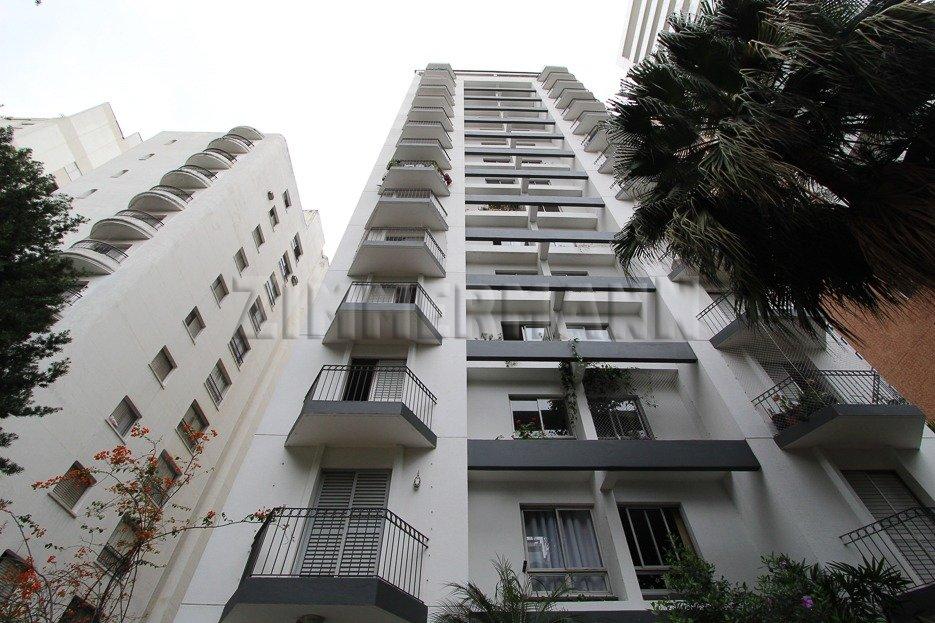 Studio - Rua Sao Vicente de Paula - Higienopolis - Sao Paulo - 103061
