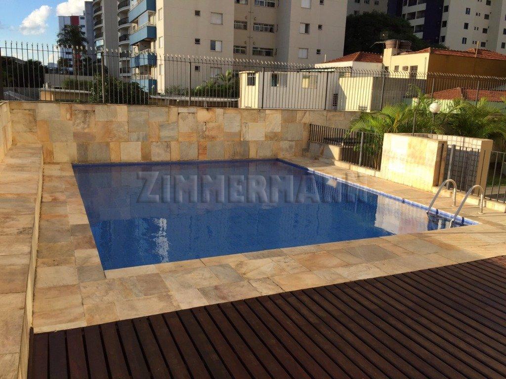 Apartamento - Rua Tonelero - Alto da Lapa - São Paulo - 103235