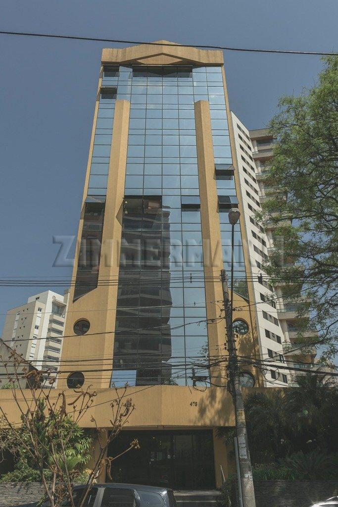 Conjunto Comercial - Rua Ministro Godoi - Perdizes - São Paulo - 103411