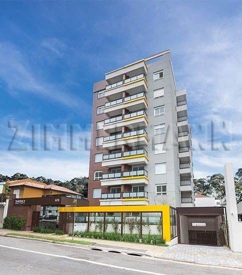 Apartamento - Avenida Pompéia - Pompeia - São Paulo - 103605