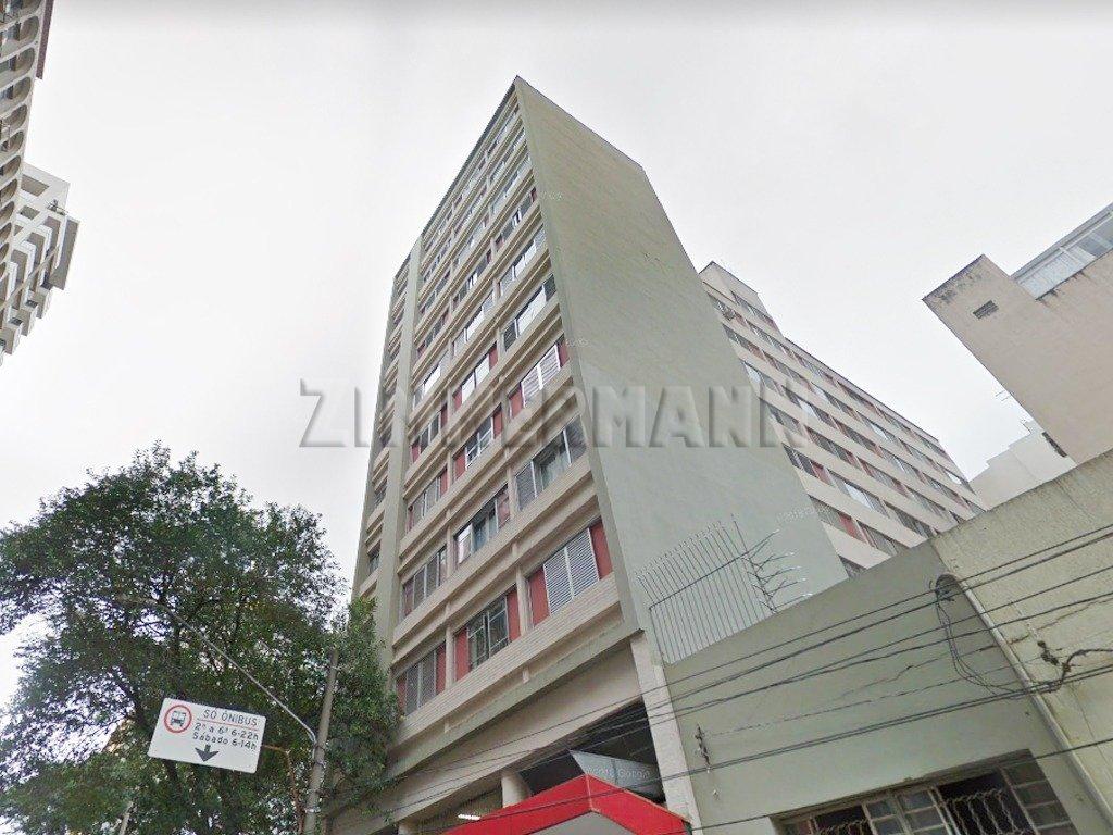 Apartamento - Avenida Brigadeiro Luis Antonio - Bela Vista - São Paulo - 105902