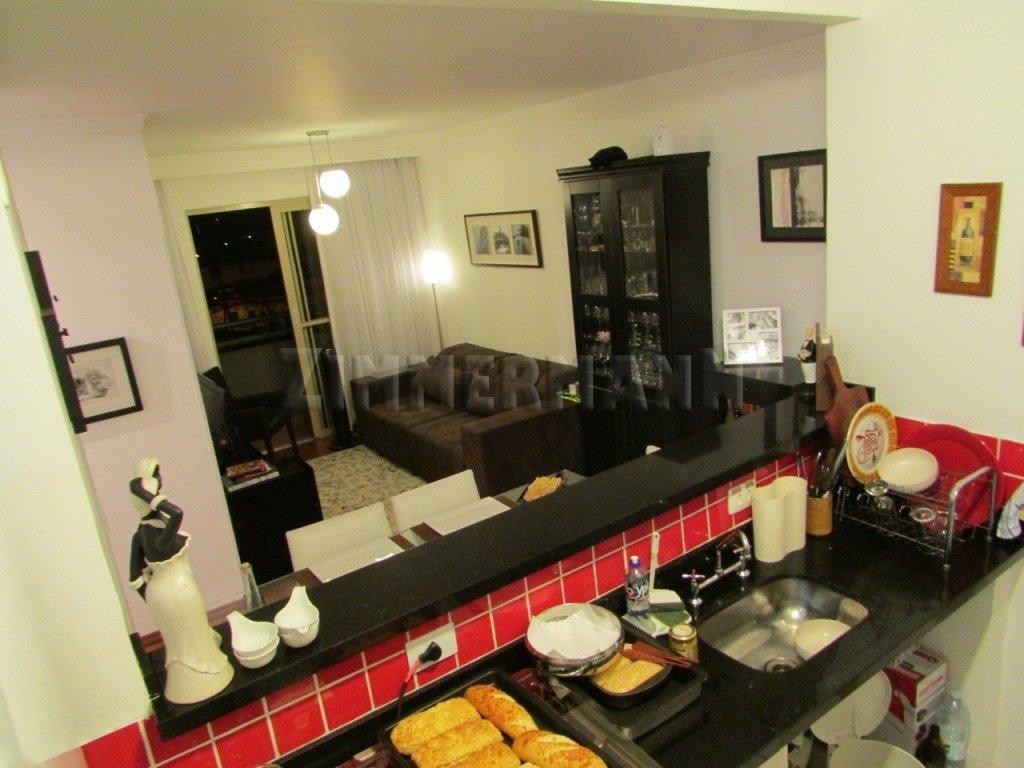 Apartamento - Rua Lopes de Oliveira - Santa Cecilia - E - 107206