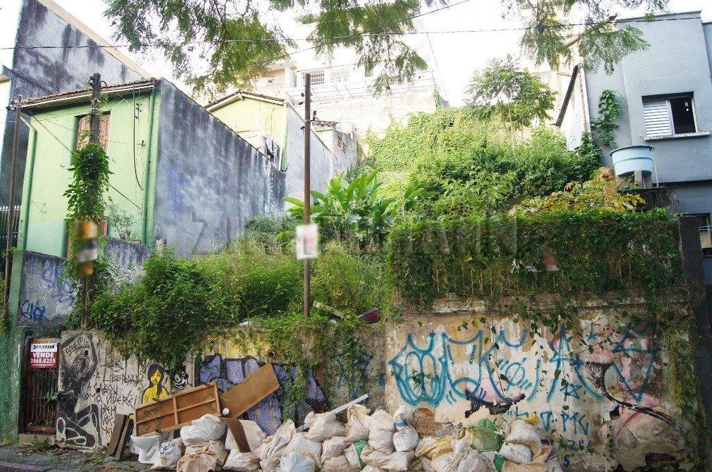 Terreno - Rua Rifaina - Pompeia - São Paulo - 107590
