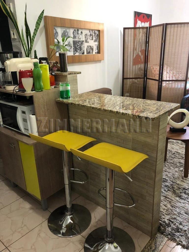 Apartamento - Rua Paim - Consolacao - São Paulo - 108666
