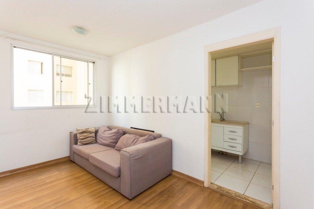 Apartamento - Rua Francisco Luis de Souza Junior - Barra Funda - São Paulo - 109079