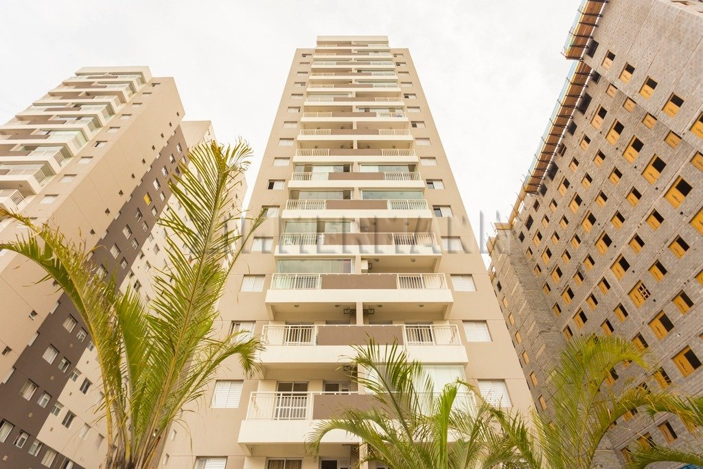 Apartamento - Rua Conego Vicente Miguel Marino - Barra Funda - São Paulo - 109173
