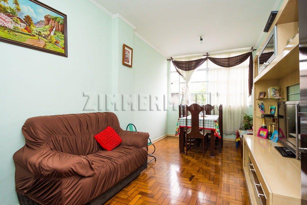Apartamento - Rua Camaragibe - Barra Funda - São Paulo - 110766