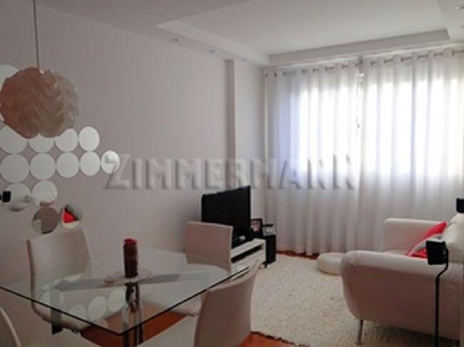Apartamento - Rua Barbara Heliodora - Pompeia - Sao Paulo - 81420