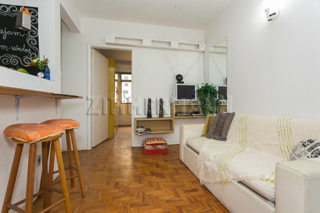 Apartamento - Av. Antartica - Agua Branca - São Paulo - 86116