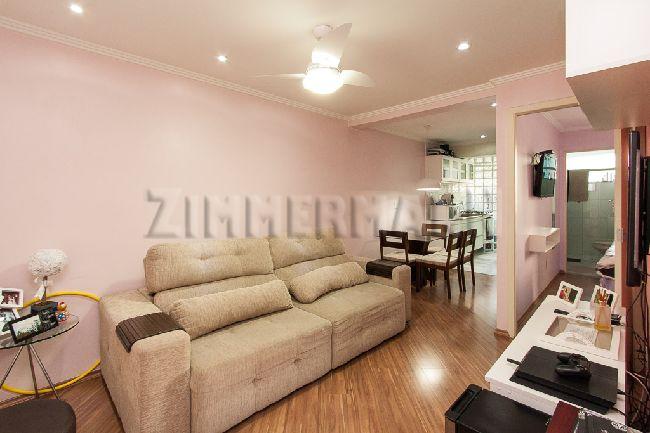 Apartamento - Rua Conselheiro Brotero - Higienopolis - Sao Paulo - 89306