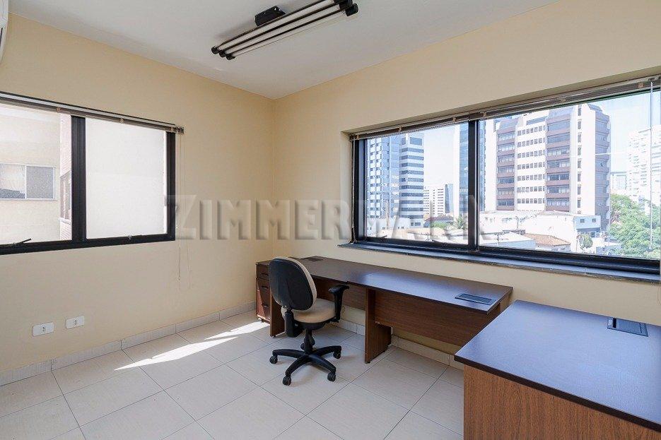 Conjunto Comercial - Rua Pedroso de Morais - Pinheiros - São Paulo - 91415