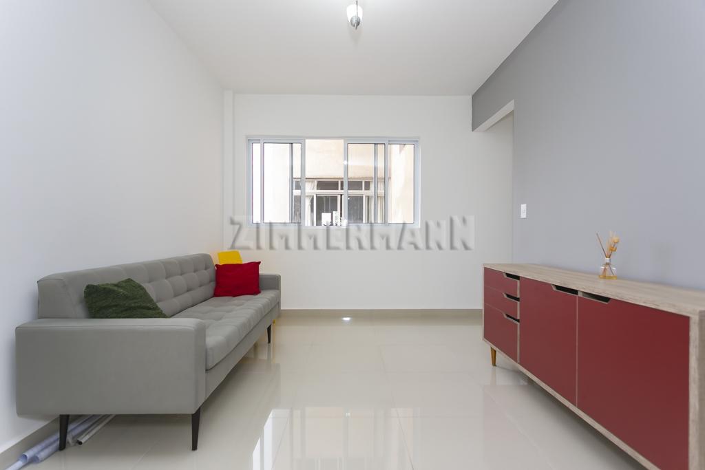 Apartamento - Rua Teodoro Sampaio - Pinheiros - São Paulo - 91576