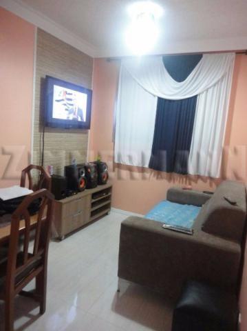Apartamento - Rua Francisco Luis de Souza Junior - Barra Funda - São Paulo - 92505