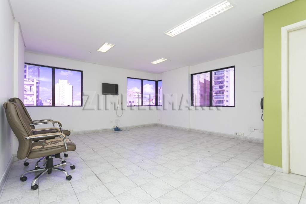 Conjunto Comercial - Rua Sao Vicente de Paula - Higienopolis - Sao Paulo - 92740