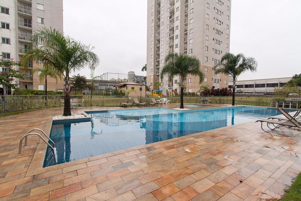 Apartamento - Rua Emilio Goeldi - Agua Branca - São Paulo - 93227