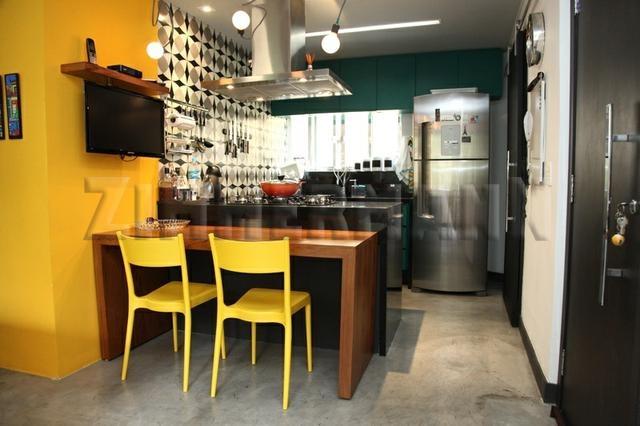 Apartamento - Rua Ricardo Cavatton - Agua Branca - São Paulo - 93282