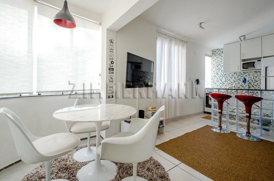 Apartamento - Rua Tupi - Pacaembu - Sao Paulo - 95154