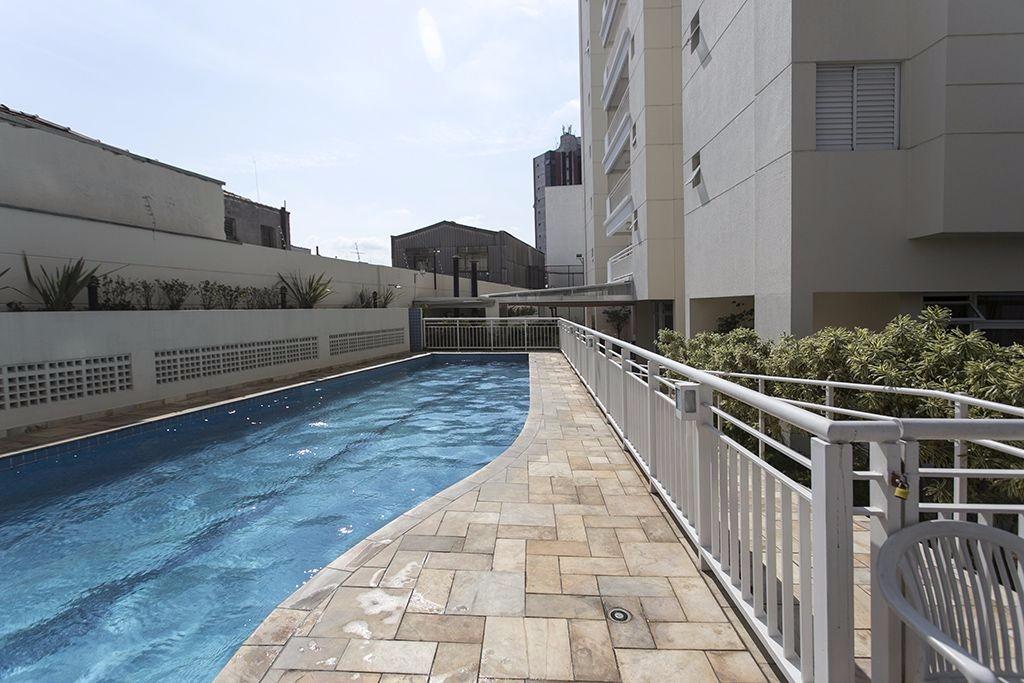 Apartamento - Rua George Schmidt - Lapa - São Paulo - 95561