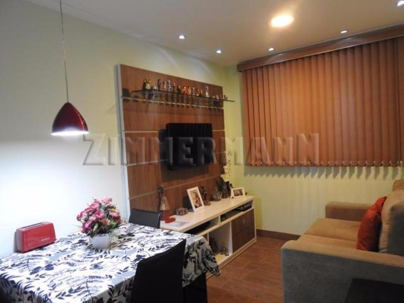 Apartamento - Rua Francisco Luis de Souza Junior - Barra Funda - São Paulo - 95790