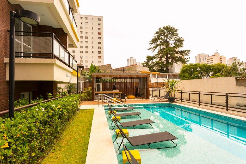 Apartamento - Avenida Pompeia - Pompeia - São Paulo - 95863