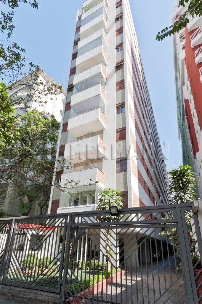 Apartamento - Avenida Angelica - Higienopolis - São Paulo - 99363