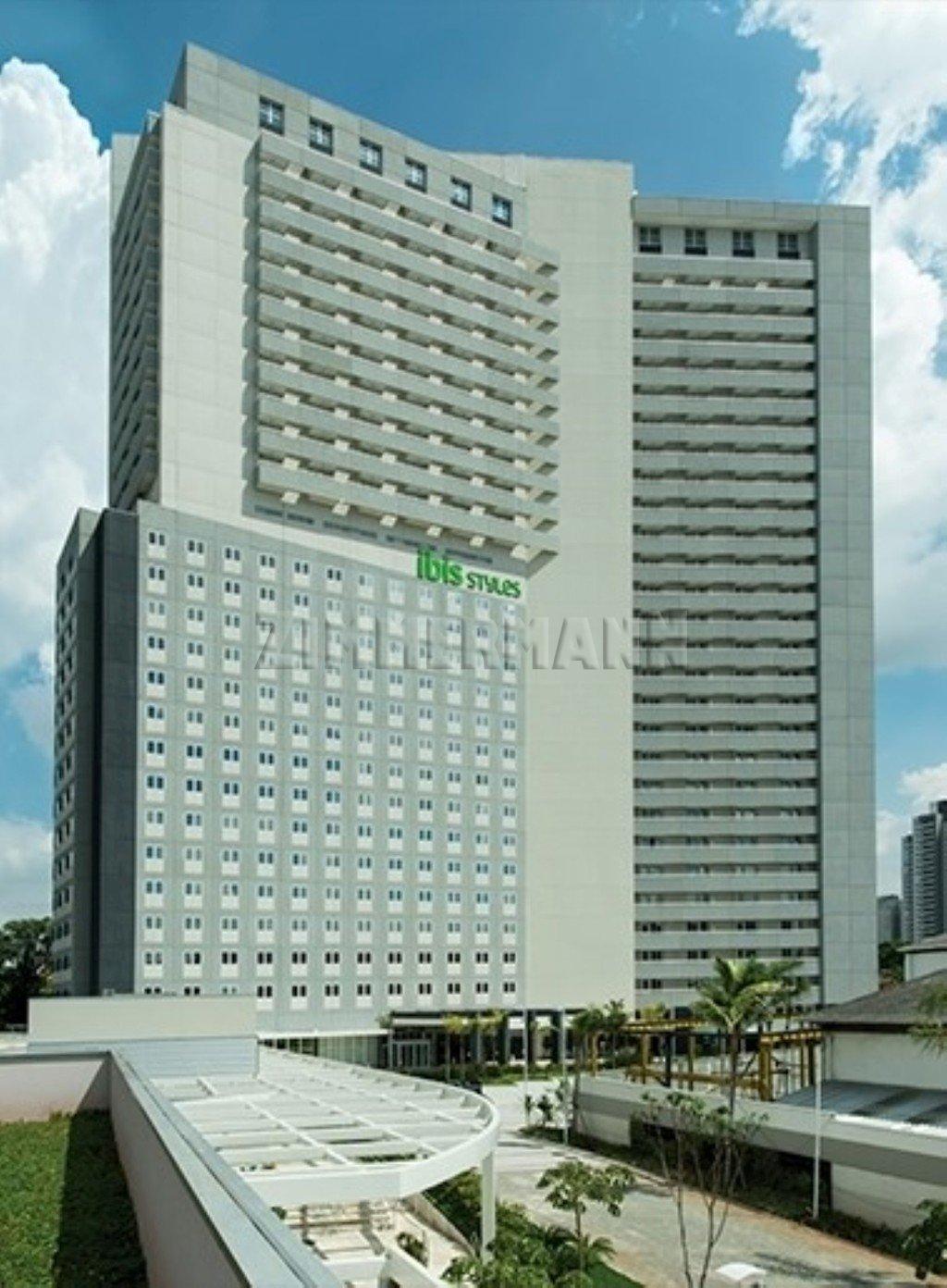 Conjunto Comercial - Avenida Marquês de São Vicente - Barra Funda - São Paulo - 99341