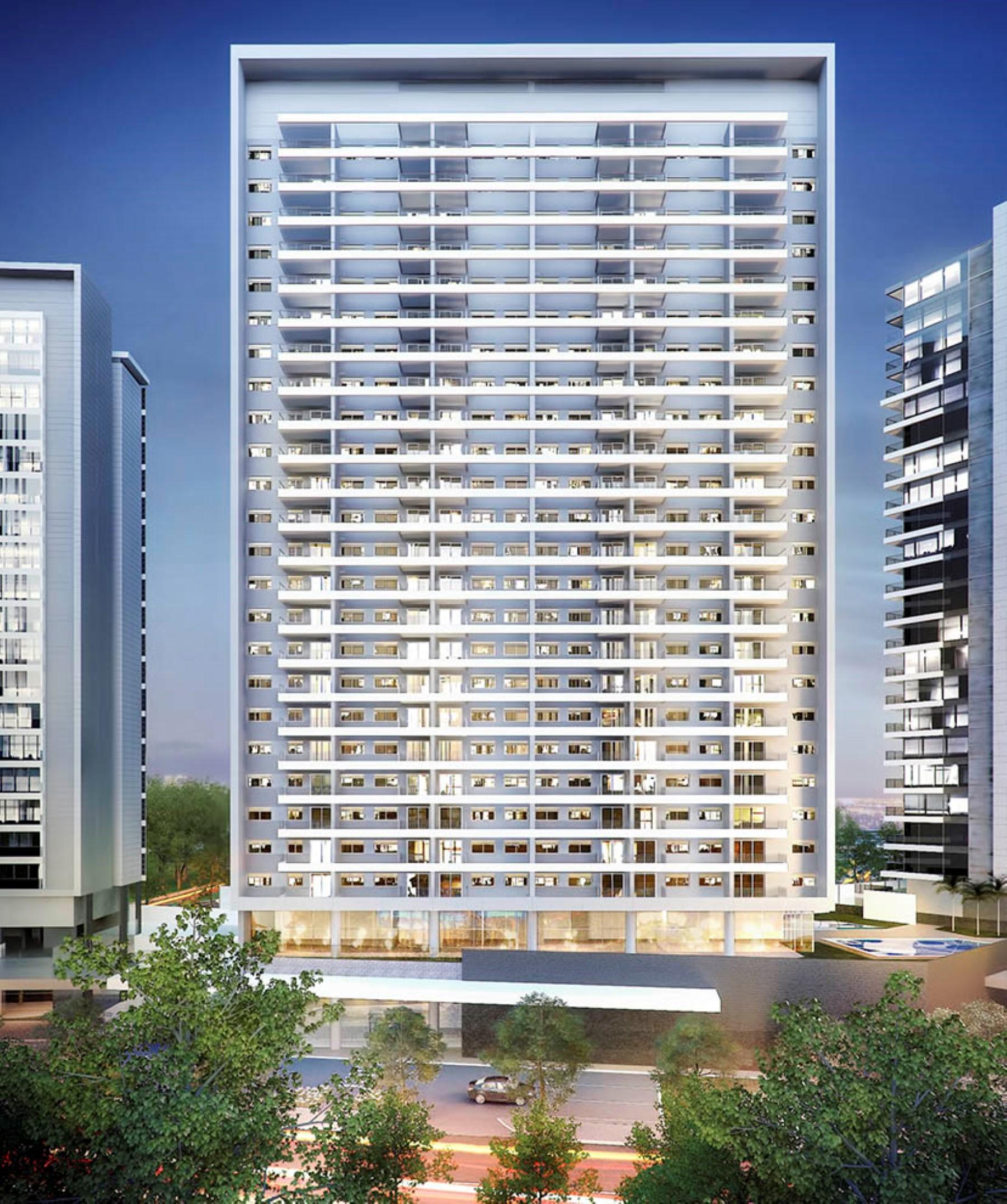 Apartamento - Avenida Marquês de São Vicente - Jardim das Perdizes - São Paulo - 96632