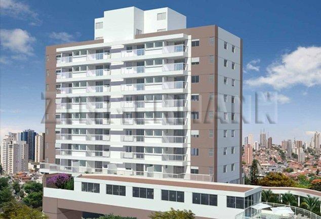 Apartamento - Rua Doutor Miranda de Azevedo - Pompeia - São Paulo - 96251