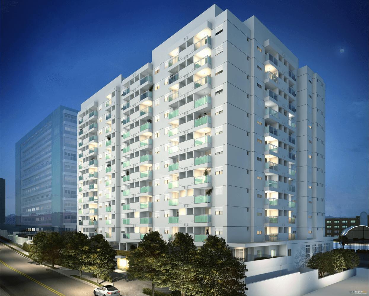 Apartamento - Rua Tagipuru - Pacaembu - São Paulo - 96206