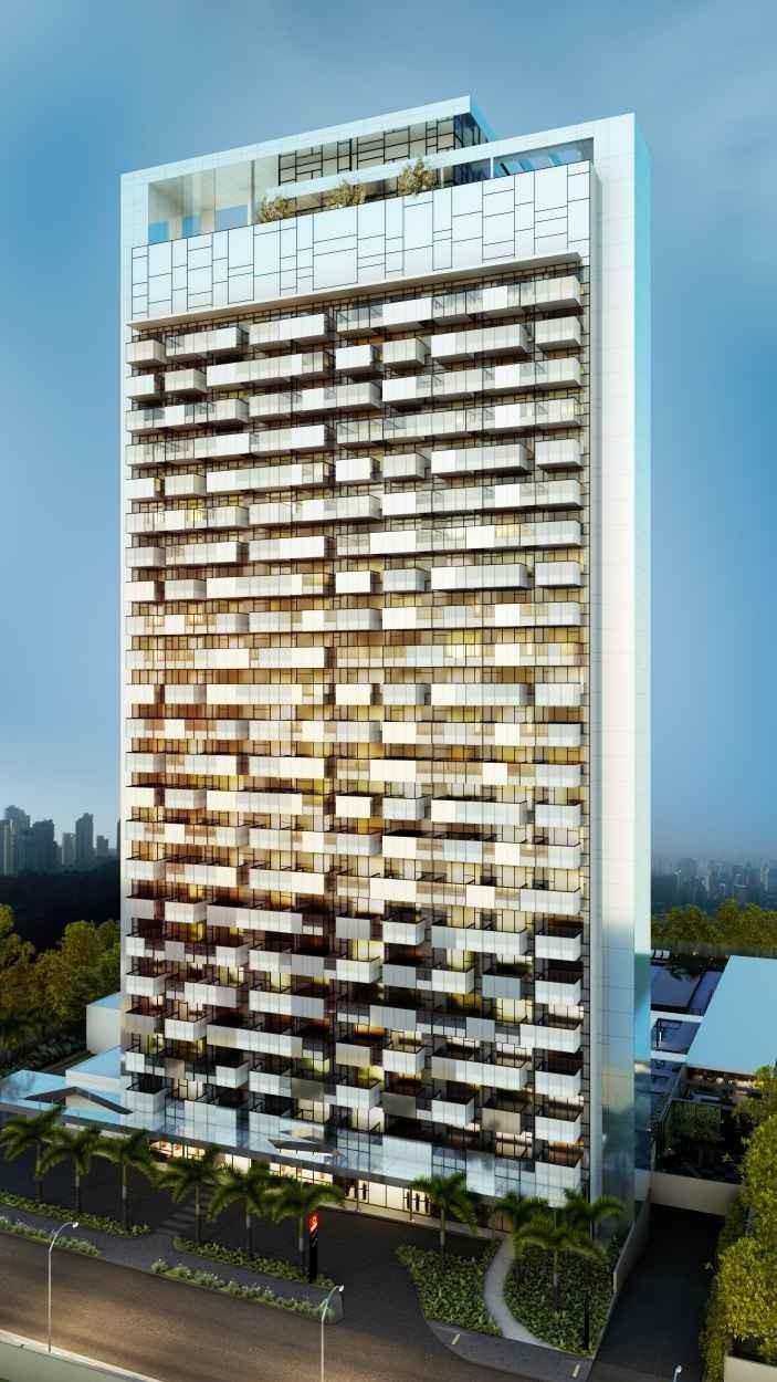 Apartamento - Alameda Olga - Pacaembu - São Paulo - 96080
