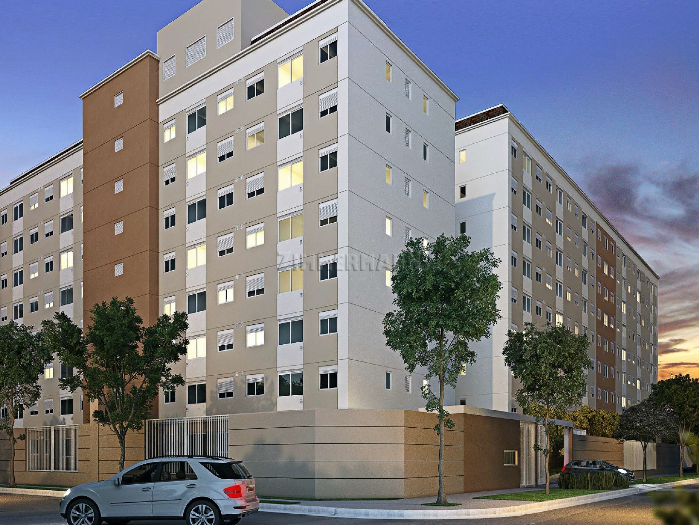 Apartamento - Rua Hassib Mofarrej - Vila Leopoldina - São Paulo - 98567