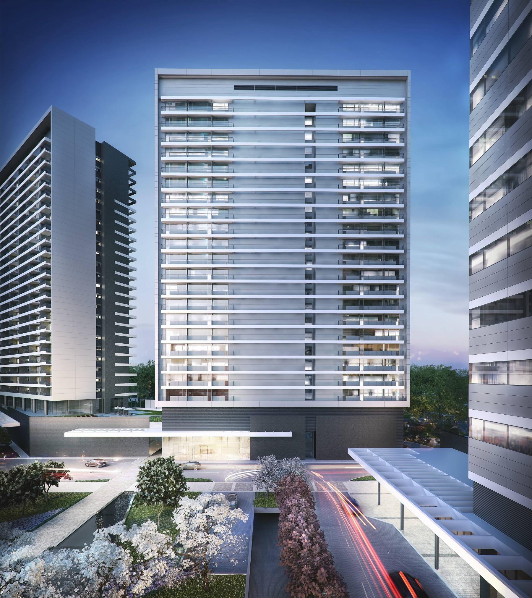 Conjunto Comercial - Avenida Marquês de São Vicente - Jardim das Perdizes - São Paulo - 97146