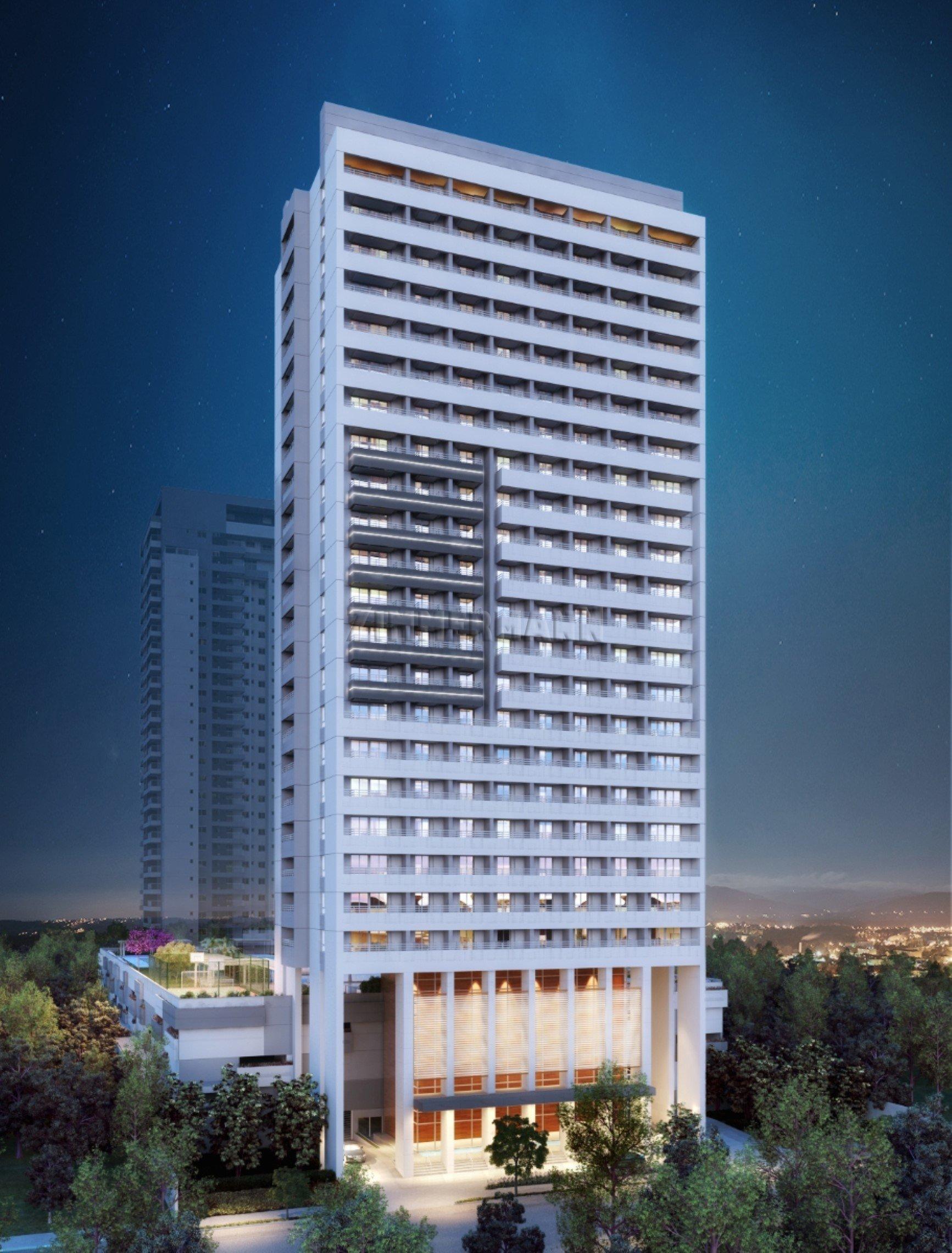 Conjunto Comercial - Avenida Ordem E Progresso - Barra Funda - São Paulo - 98361